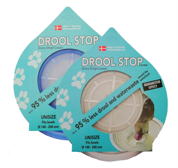 Drool stop